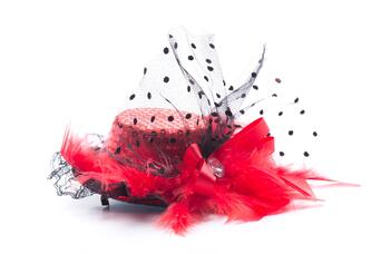 5.24.18 Queen Elizabeth - Colorful hat